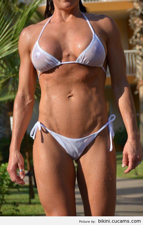 Bikini Swiss Sperm by bikini.cucams.com