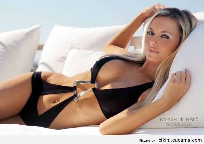 Bikini Latina Shy by bikini.cucams.com
