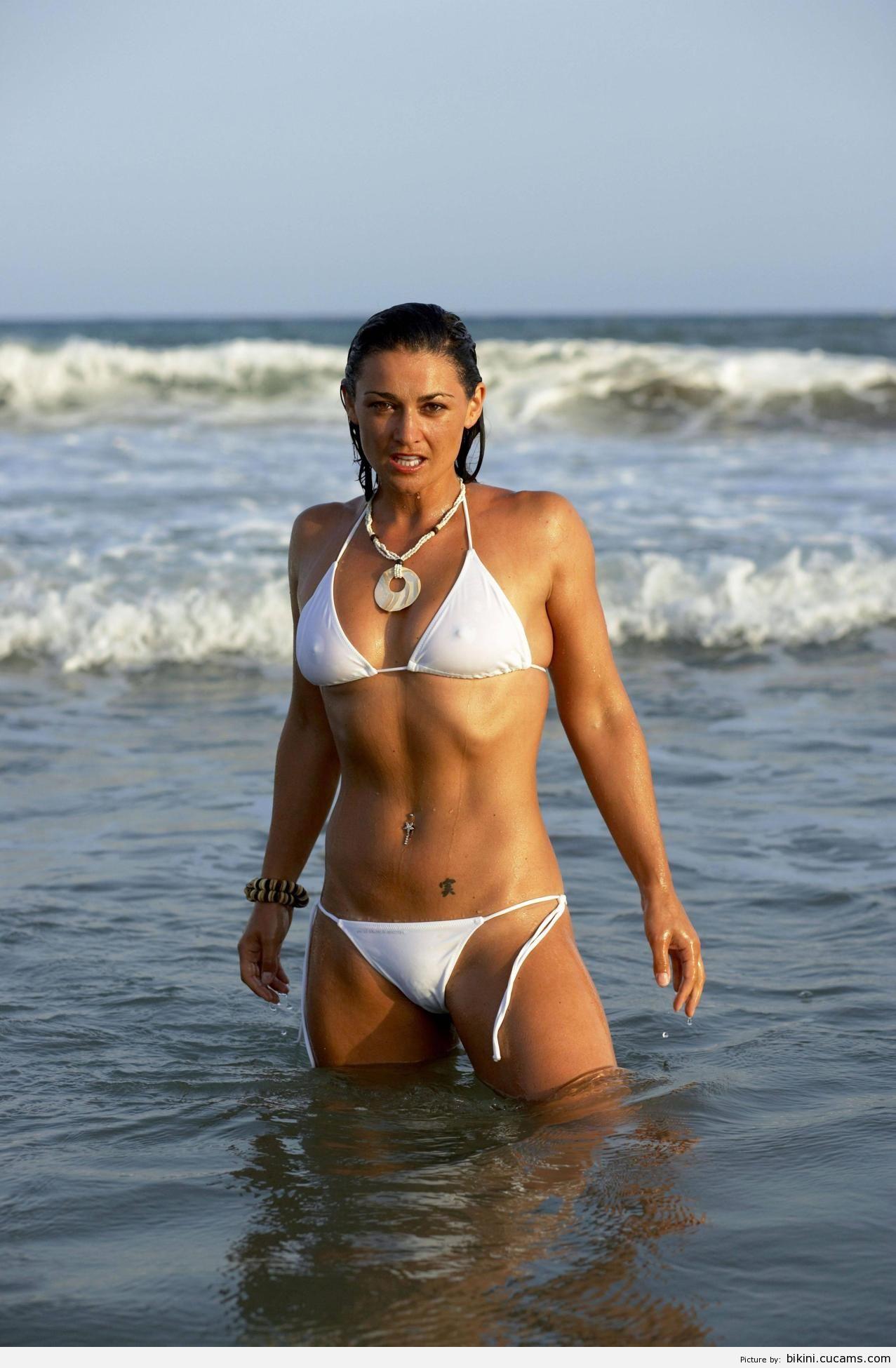 Bikini Acrobatic Nurse by bikini.cucams.com