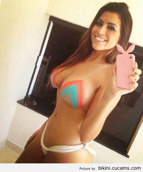 Bikini Body Sperm by bikini.cucams.com