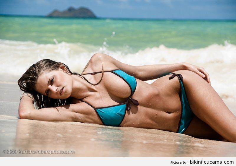 Bikini Torture Posing by bikini.cucams.com