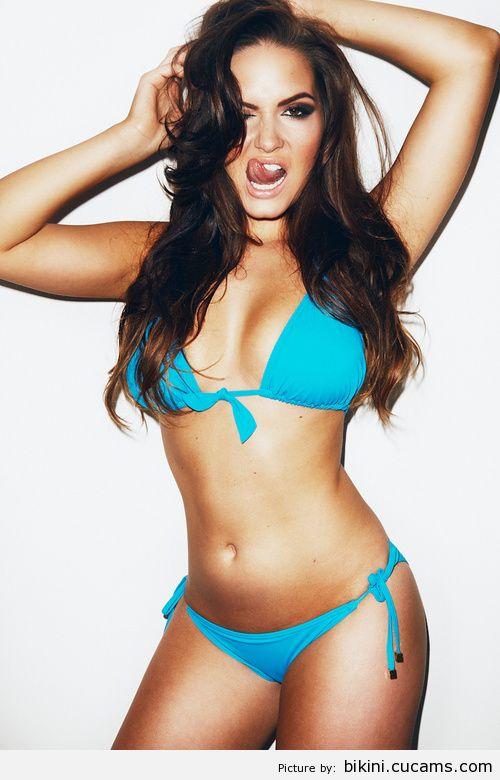 Bikini Nipples Oral by bikini.cucams.com