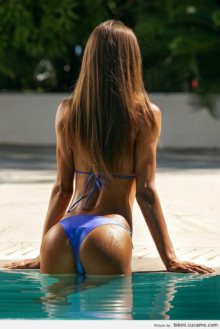 Bikini Bush Balls by bikini.cucams.com