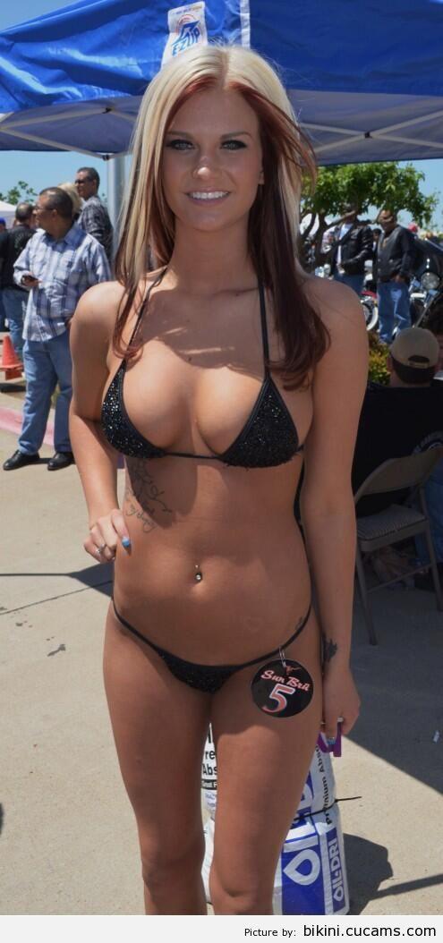 Bikini Ethnic Slap by bikini.cucams.com