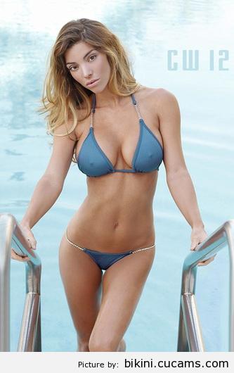 Bikini Phone Fishnet by bikini.cucams.com