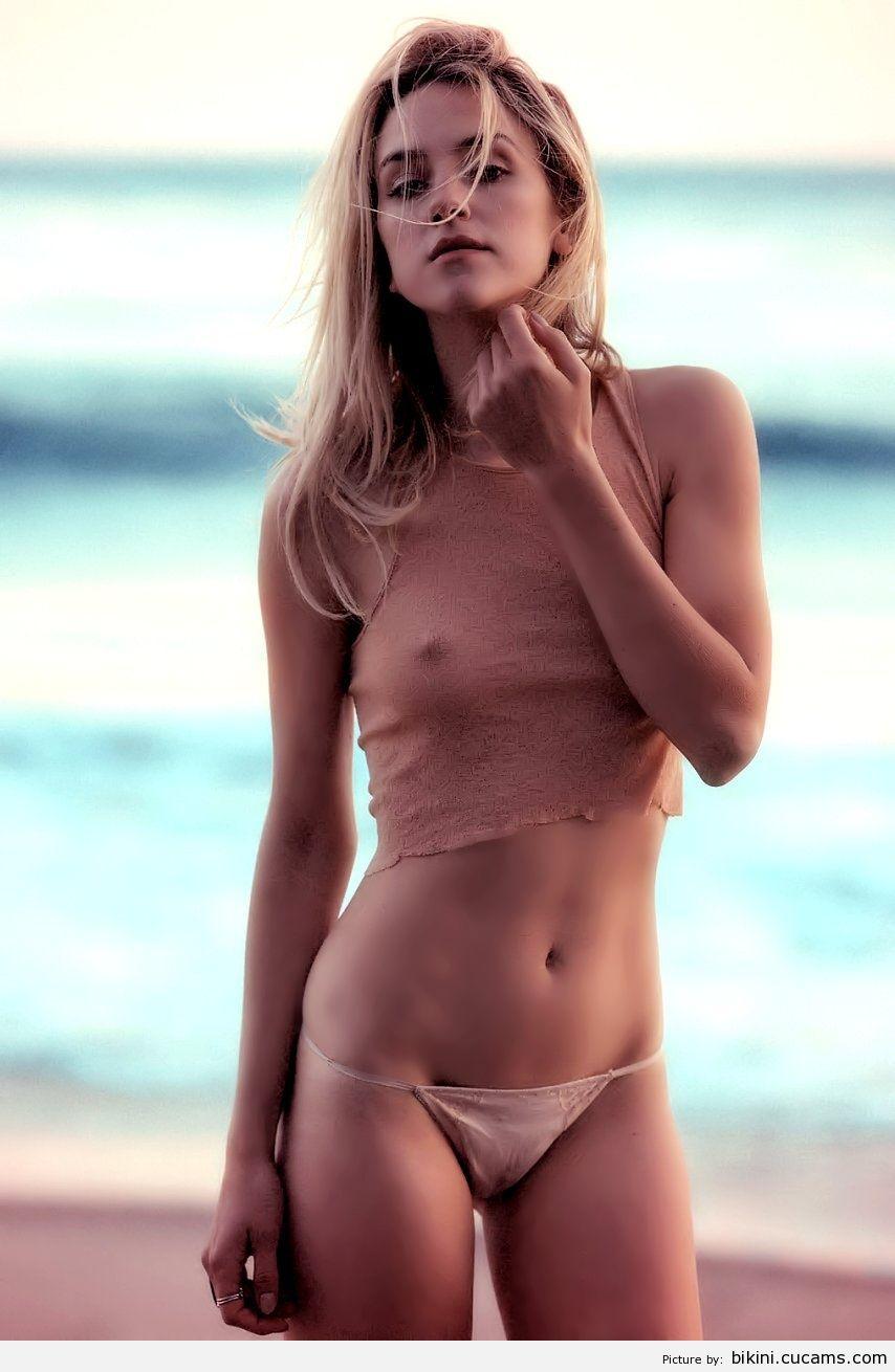 Bikini Precum Pierced by bikini.cucams.com