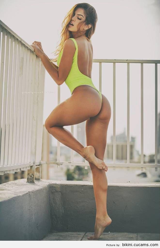 Bikini Spanish Gymnast by bikini.cucams.com