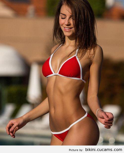 Bikini BDSM Hermaphrodite by bikini.cucams.com