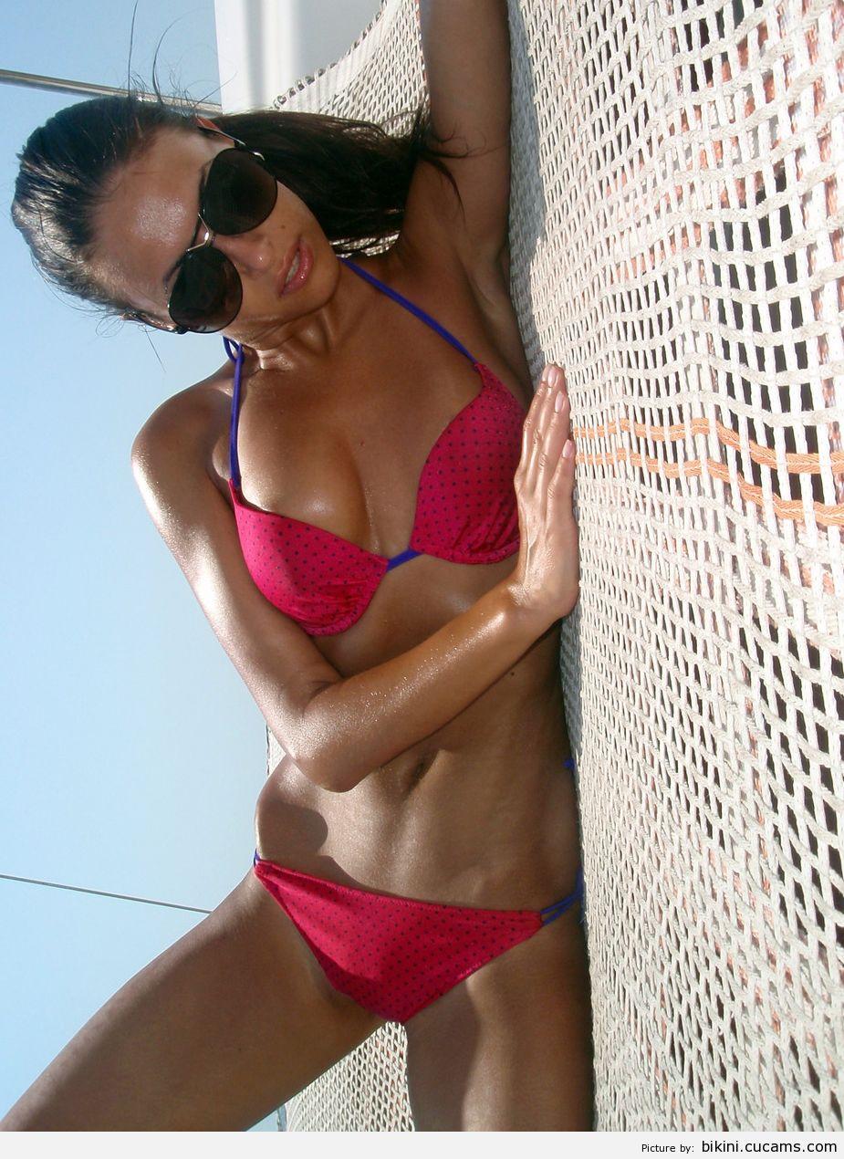 Bikini Banging Lactating by bikini.cucams.com