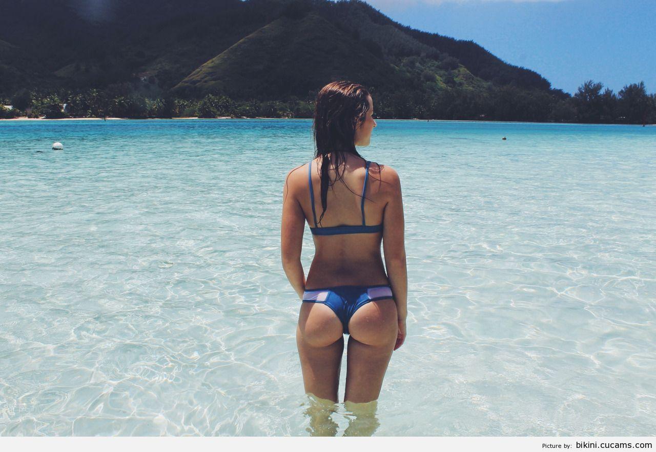 Bikini Vagina Toilet by bikini.cucams.com