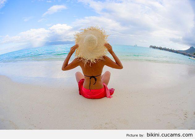 Bikini Virgin Cum by bikini.cucams.com