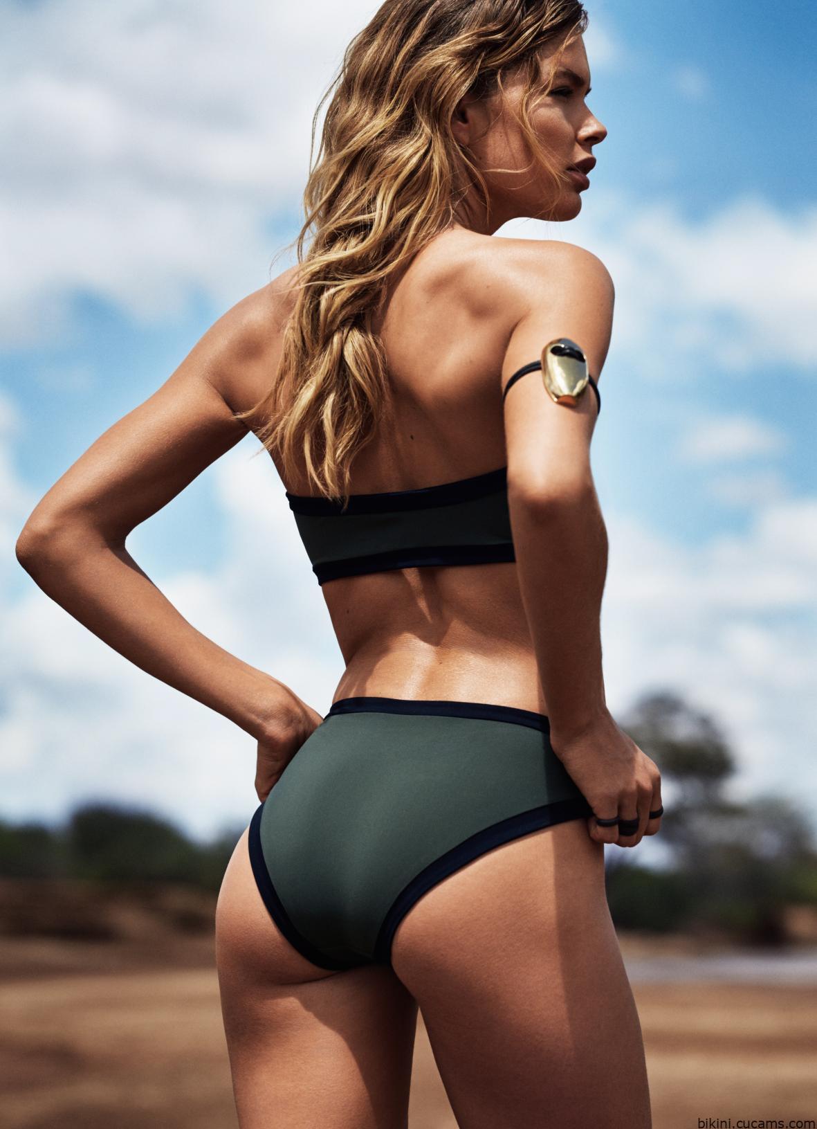 Bikini Fishnet Thong by bikini.cucams.com
